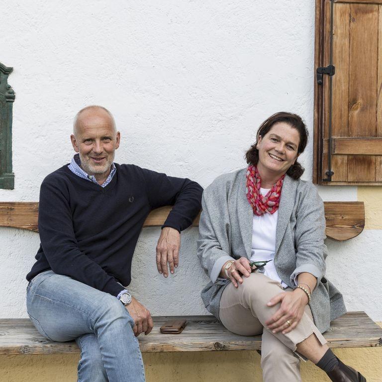 Matthias und Annette Wodenegg