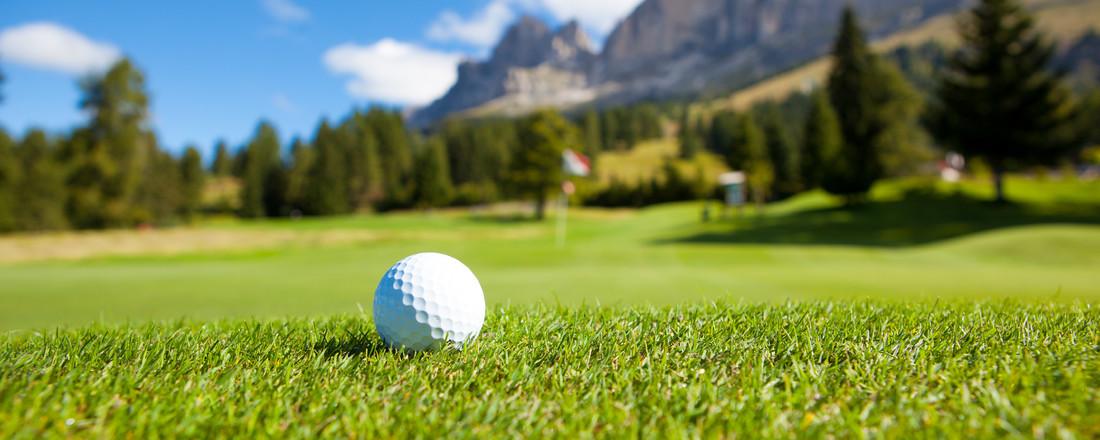 Golfen und die Seele baumeln lassen...