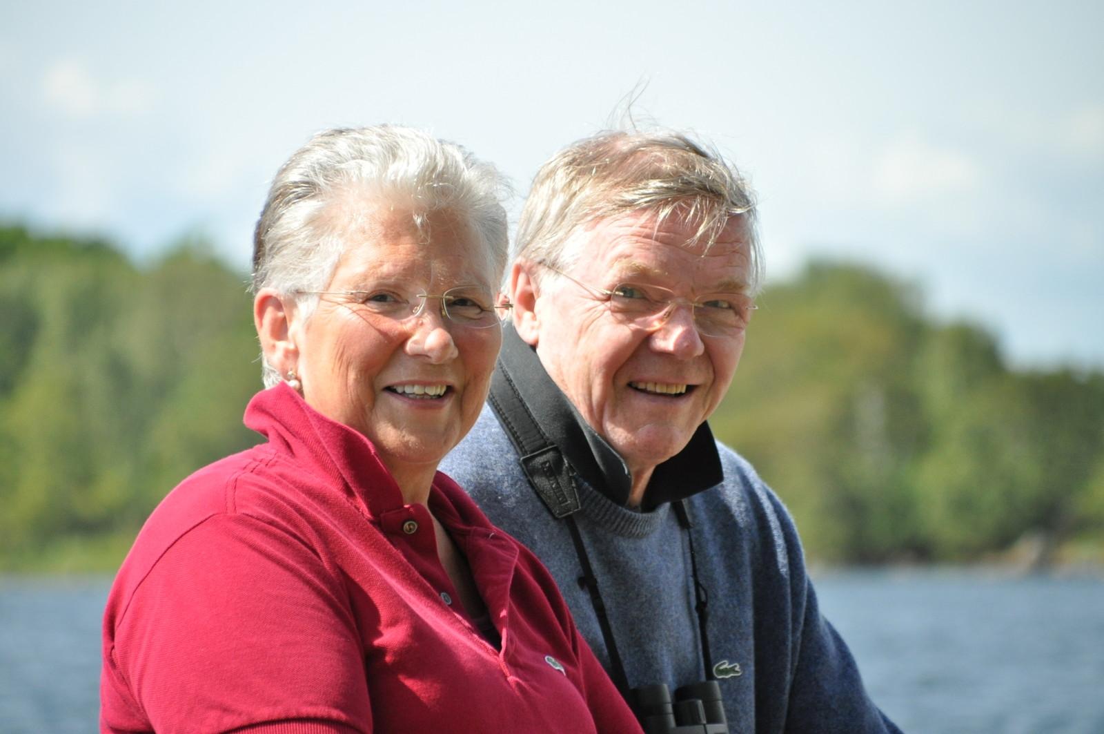 Michael und Ilse von Truchseß
