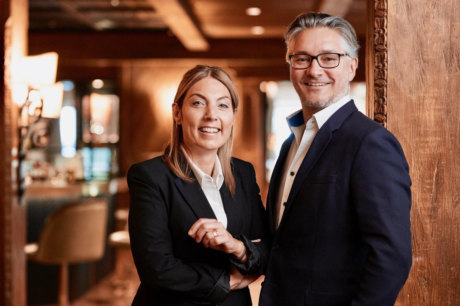 Stefan und Isabelle Burger