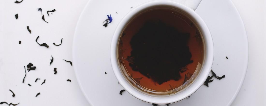 The soothing elixir - the tea